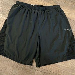 Saucony Running Shorts